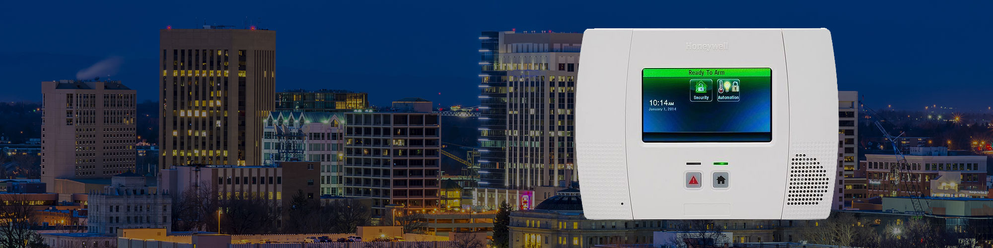 Crane Alarm Systems in Boise
